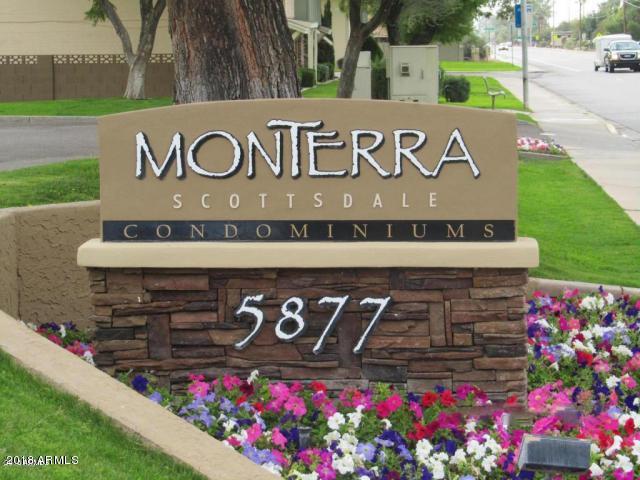 5877 N Granite Reef Road #2239, Scottsdale, AZ 85250 (MLS #5718381) :: Private Client Team