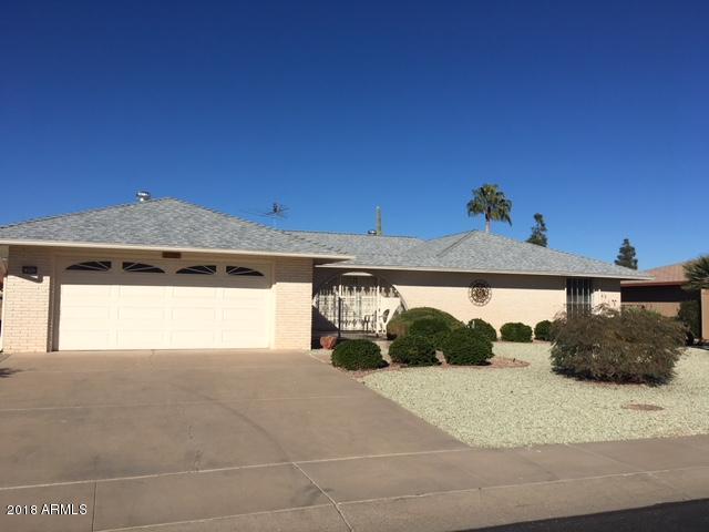 20002 N Willowcreek Circle, Sun City, AZ 85373 (MLS #5718464) :: The Everest Team at My Home Group