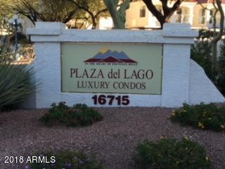 16715 E El Lago Boulevard #106, Fountain Hills, AZ 85268 (MLS #5719427) :: Private Client Team