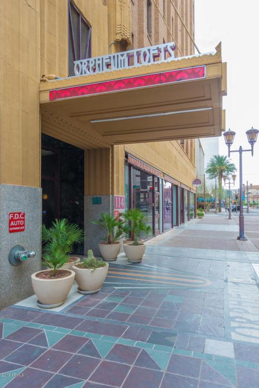 114 W Adams Street #906, Phoenix, AZ 85003 (MLS #5719537) :: My Home Group