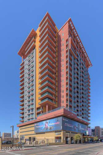 310 S 4TH Street #501, Phoenix, AZ 85004 (MLS #5720248) :: Keller Williams Legacy One Realty