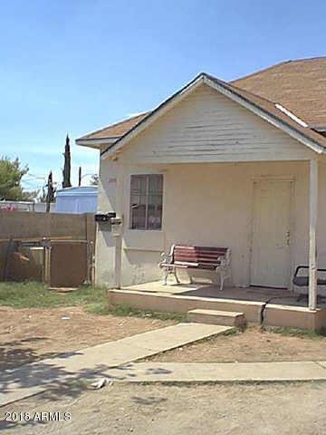 2536 W Adams Street, Phoenix, AZ 85009 (MLS #5722370) :: The Daniel Montez Real Estate Group