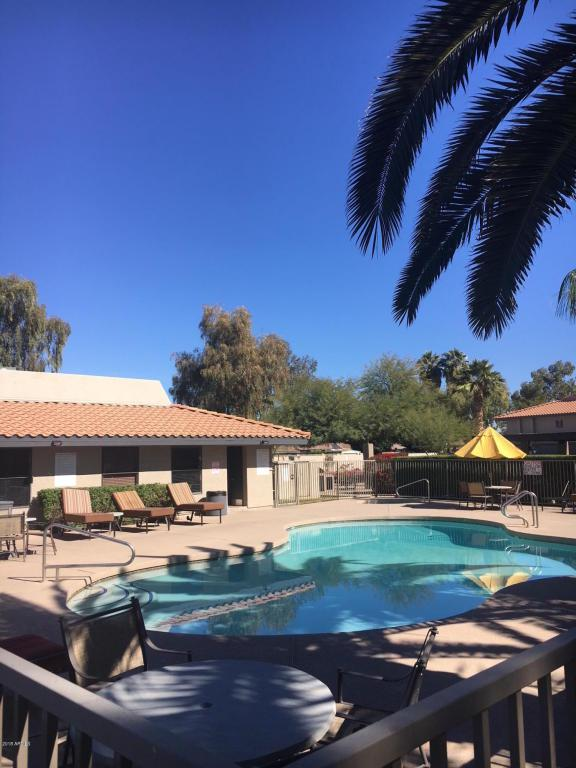 1402 E Guadalupe Road #256, Tempe, AZ 85283 (MLS #5723735) :: Yost Realty Group at RE/MAX Casa Grande
