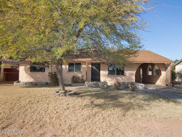 334 W Harding Avenue, Coolidge, AZ 85128 (MLS #5724119) :: Keller Williams Legacy One Realty