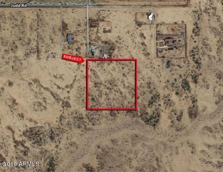 0 N Wolfs Trail, Florence, AZ 85132 (MLS #5724635) :: Yost Realty Group at RE/MAX Casa Grande