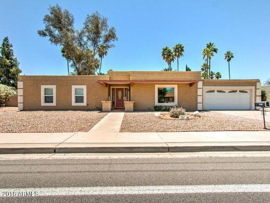 6611 E Thunderbird Road, Scottsdale, AZ 85254 (MLS #5725071) :: Group 46:10