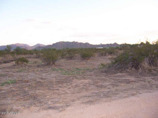 0 W Agate Road, Maricopa, AZ 85139 (MLS #5725522) :: Keller Williams Legacy One Realty