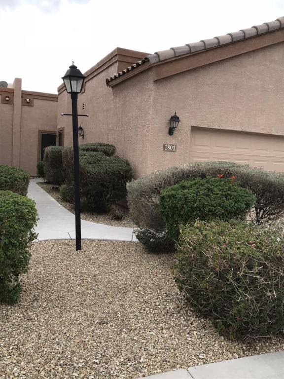 18650 N 91ST Avenue #1801, Peoria, AZ 85382 (MLS #5725735) :: Kepple Real Estate Group