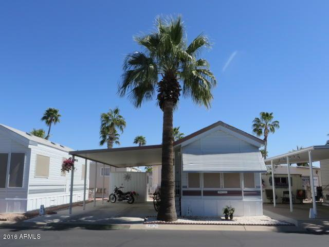 3710 S Goldfield Road #196, Apache Junction, AZ 85119 (MLS #5726214) :: Realty Executives