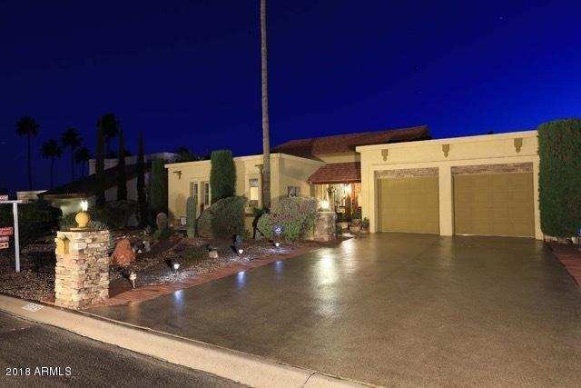 15745 E Mustang Drive, Fountain Hills, AZ 85268 (MLS #5726459) :: Kelly Cook Real Estate Group
