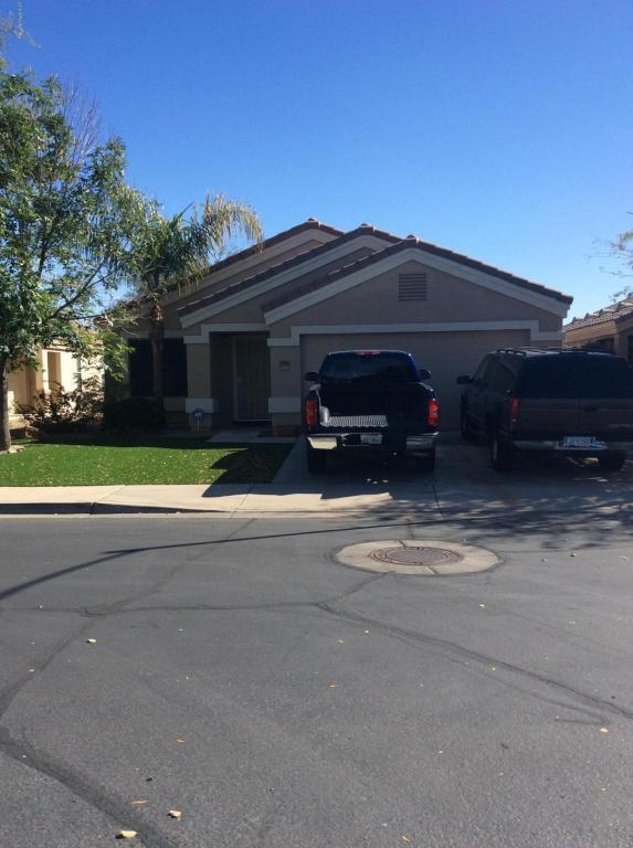 12549 W Via Camille, El Mirage, AZ 85335 (MLS #5726692) :: Kelly Cook Real Estate Group