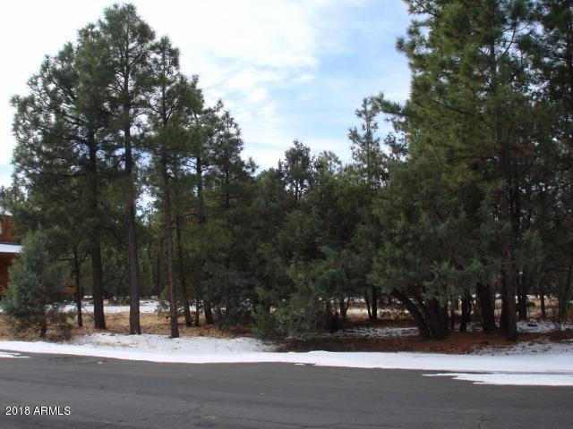 Lot 99 Driftwood Way, Lakeside, AZ 85929 (MLS #5726811) :: Brett Tanner Home Selling Team
