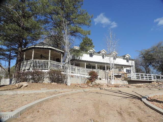 600 Windsong Lane, Prescott, AZ 86303 (MLS #5726950) :: Essential Properties, Inc.