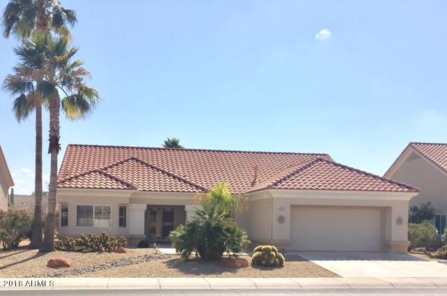 14105 W Parada Drive, Sun City West, AZ 85375 (MLS #5727281) :: Kelly Cook Real Estate Group