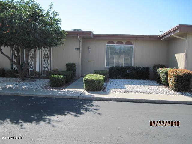 13208 N 98TH Avenue K, Sun City, AZ 85351 (MLS #5727611) :: Essential Properties, Inc.