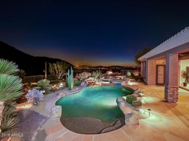 11525 E Winchcomb Drive, Scottsdale, AZ 85255 (MLS #5727897) :: RE/MAX Excalibur