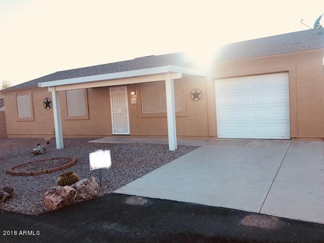 234 N 109TH Way, Apache Junction, AZ 85120 (MLS #5727958) :: Yost Realty Group at RE/MAX Casa Grande