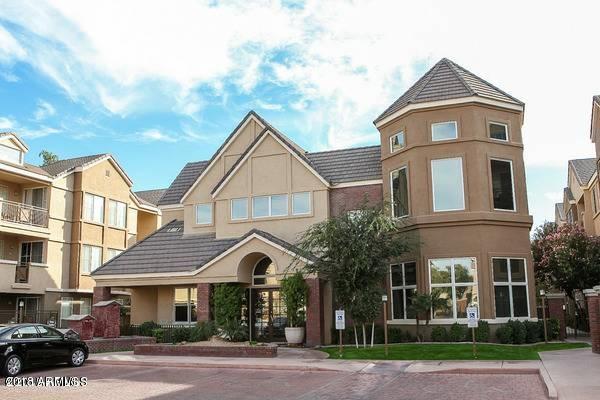 909 E Camelback Road #1119, Phoenix, AZ 85014 (MLS #5730043) :: The Laughton Team