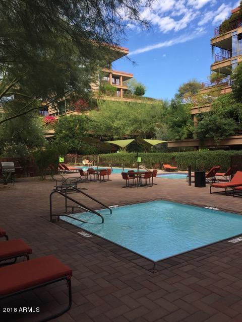 7157 E Rancho Vista Drive #5011, Scottsdale, AZ 85251 (MLS #5731175) :: Keller Williams Legacy One Realty