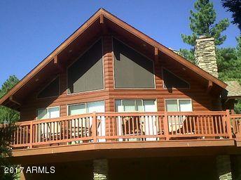 4977 N Trail End Drive, Pine, AZ 85544 (MLS #5733931) :: Arizona Best Real Estate