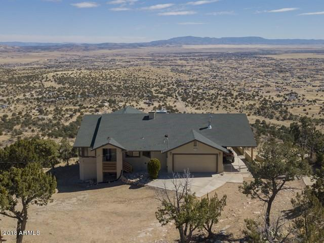 4755 W Hidden Canyon Road, Chino Valley, AZ 86323 (MLS #5735789) :: Private Client Team