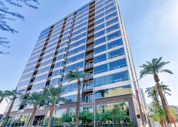 1 E Lexington Avenue #507, Phoenix, AZ 85012 (MLS #5736737) :: Brett Tanner Home Selling Team