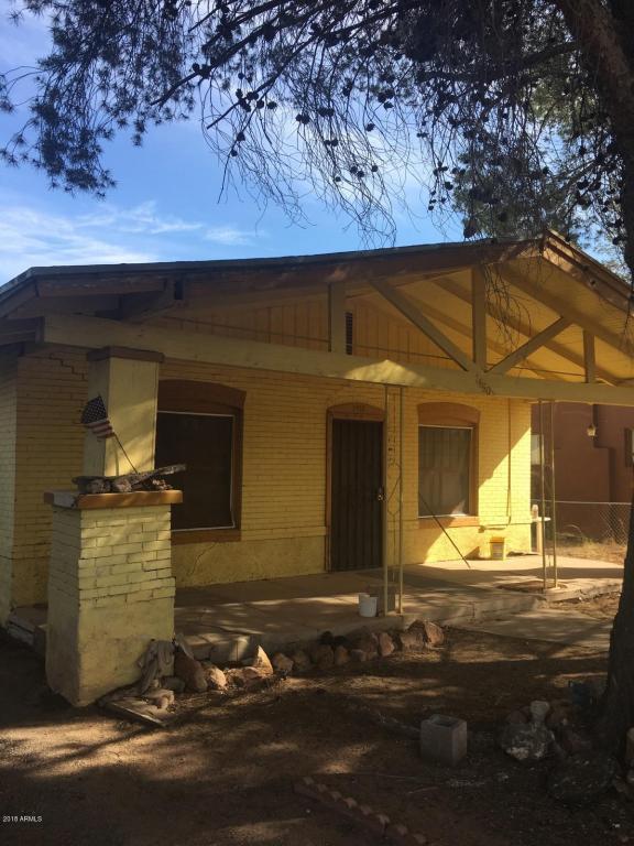1450 E 11th Street, Douglas, AZ 85607 (MLS #5737114) :: The Daniel Montez Real Estate Group