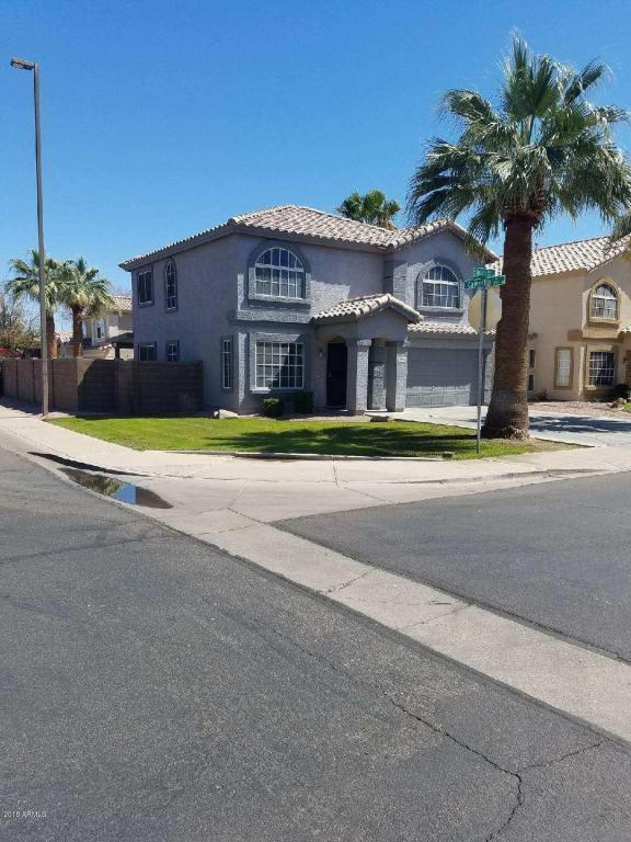 1329 S Quinn Avenue, Gilbert, AZ 85296 (MLS #5739947) :: Brett Tanner Home Selling Team