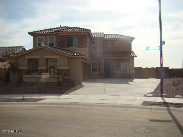 15945 W Taylor Street, Goodyear, AZ 85338 (MLS #5740591) :: My Home Group