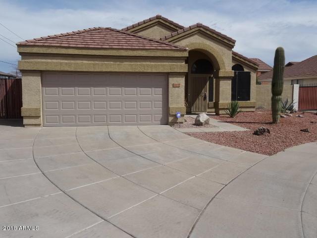 20059 N 21ST Place, Phoenix, AZ 85024 (MLS #5740635) :: Group 46:10
