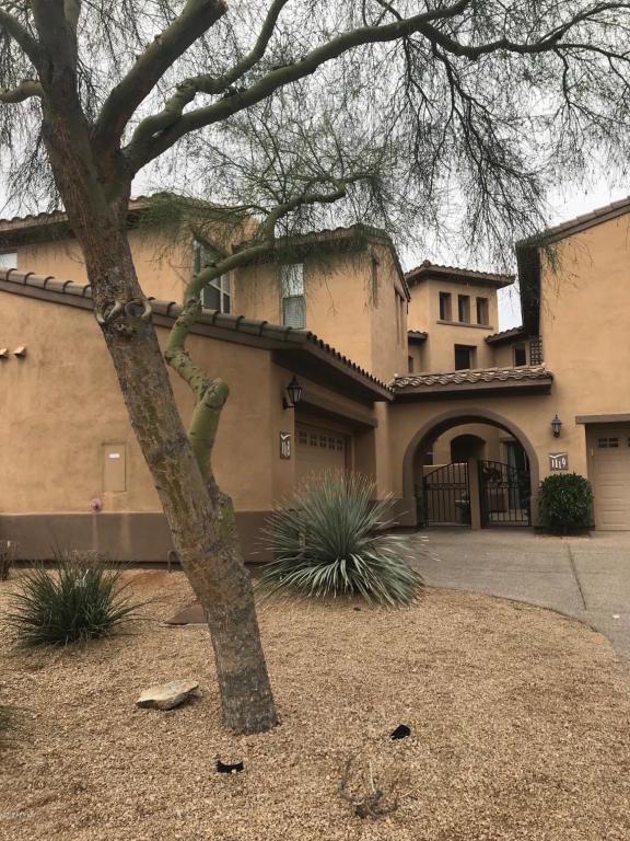 20802 N Grayhawk Drive #1118, Scottsdale, AZ 85255 (MLS #5740992) :: Riddle Realty