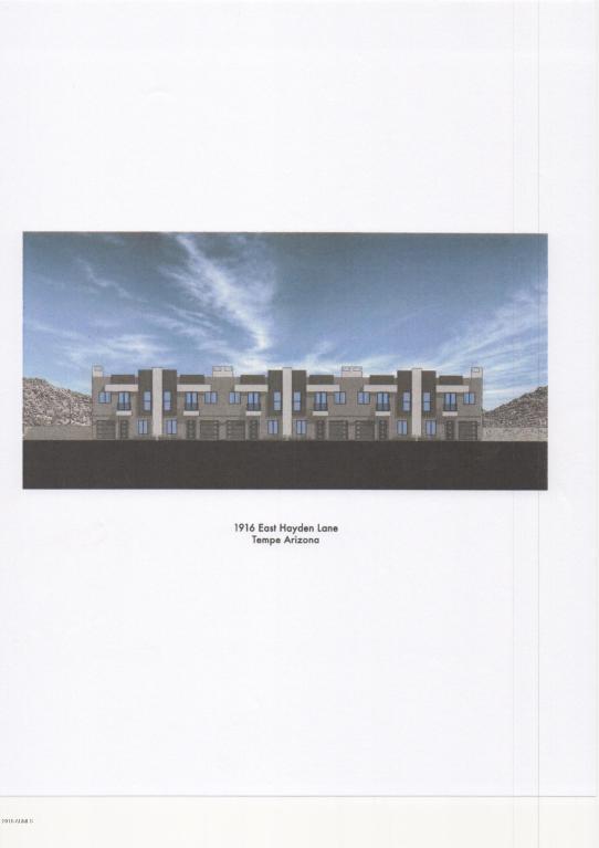 1916 E Hayden Lane #6, Tempe, AZ 85281 (MLS #5741271) :: Revelation Real Estate