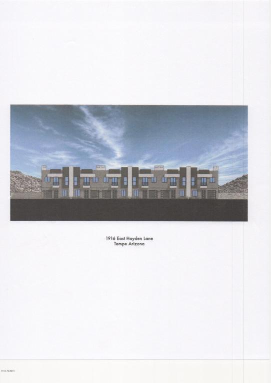 1916 E Hayden Lane #3, Tempe, AZ 85281 (MLS #5741283) :: 10X Homes