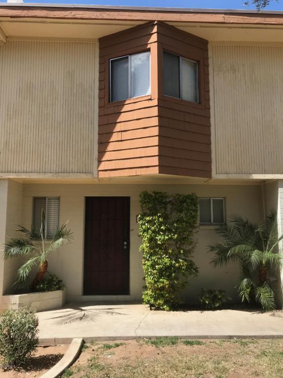 6040 N 15TH Street #34, Phoenix, AZ 85014 (MLS #5741545) :: 10X Homes