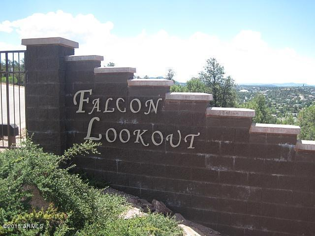 802 N Falconcrest Drive, Payson, AZ 85541 (#5742364) :: Long Realty Company