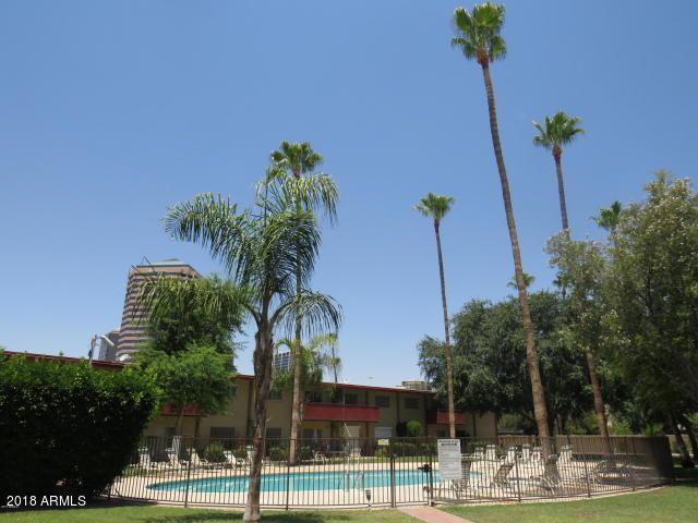 353 E Thomas Road C501, Phoenix, AZ 85012 (MLS #5742396) :: The Laughton Team