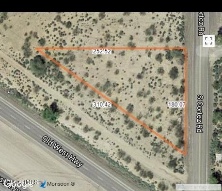 0 NW Old West Hwy & Cortez Highway, Apache Junction, AZ 85119 (MLS #5743238) :: My Home Group