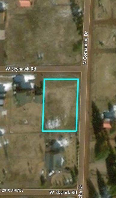 103 W Skyhawk Road, Pinetop, AZ 85935 (MLS #5743497) :: Occasio Realty