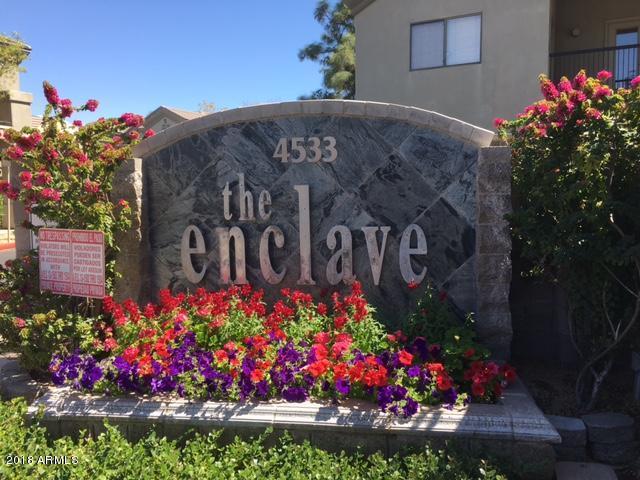 4533 N 22ND Street #225, Phoenix, AZ 85016 (MLS #5744004) :: Brett Tanner Home Selling Team