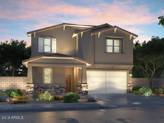 1943 N 214TH Lane, Buckeye, AZ 85396 (MLS #5744106) :: Occasio Realty