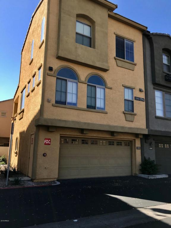 2402 E 5TH Street #1593, Tempe, AZ 85281 (MLS #5745439) :: Brett Tanner Home Selling Team