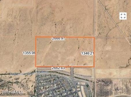 0 E Rodeo Road, Casa Grande, AZ 85122 (MLS #5745447) :: Yost Realty Group at RE/MAX Casa Grande