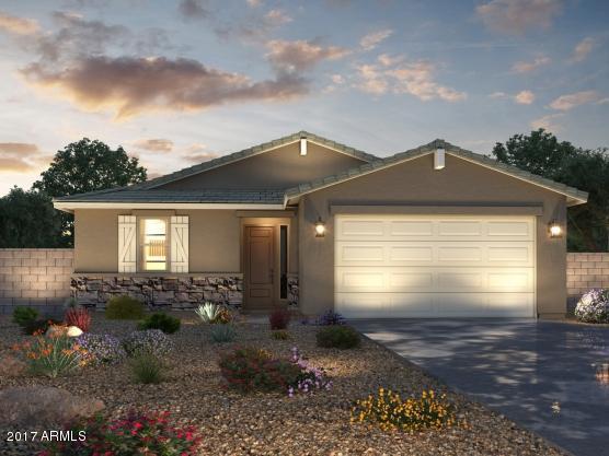 39958 W Brandt Drive, Maricopa, AZ 85138 (MLS #5745877) :: Sibbach Team - Realty One Group