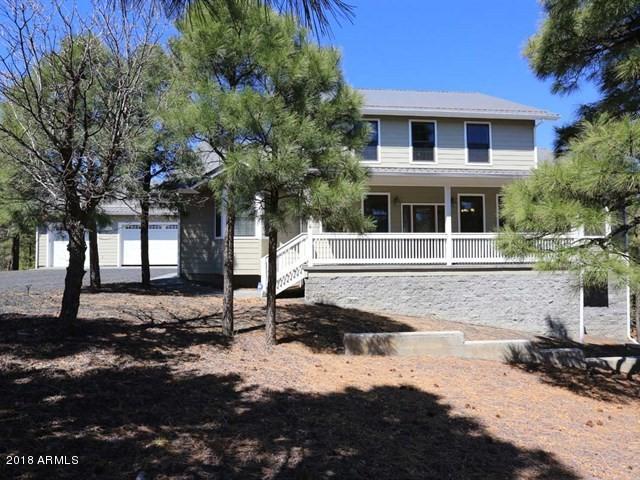 2220 S Pleasant View Drive, Show Low, AZ 85901 (MLS #5747300) :: Arizona 1 Real Estate Team