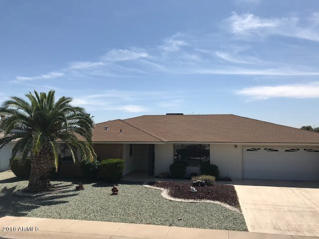 13011 W Butterfield Drive, Sun City West, AZ 85375 (MLS #5747481) :: Keller Williams Realty Phoenix