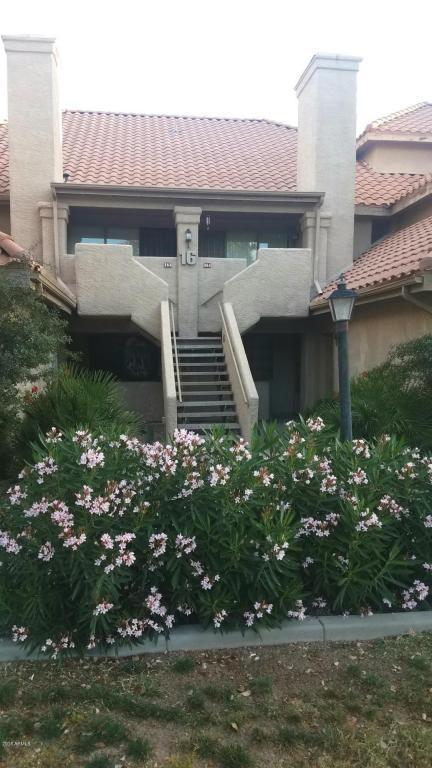 1211 N Miller Road #261, Scottsdale, AZ 85257 (MLS #5747576) :: Brett Tanner Home Selling Team