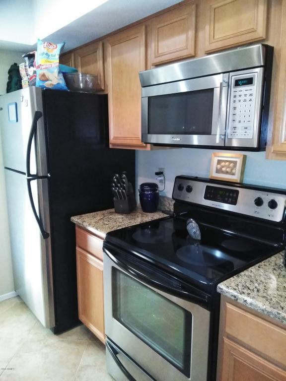 3131 W Cochise Drive #148, Phoenix, AZ 85051 (MLS #5747718) :: Brett Tanner Home Selling Team