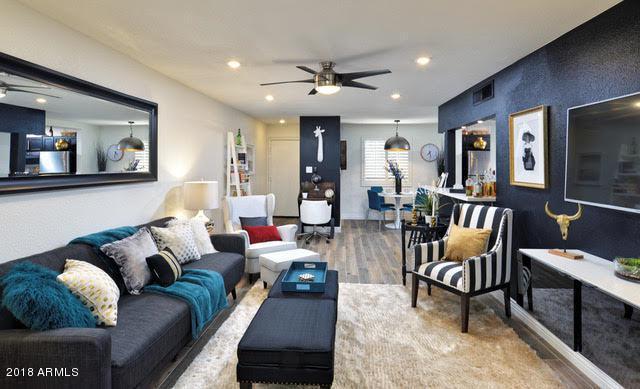 7625 E Camelback Road 310B, Scottsdale, AZ 85251 (MLS #5748086) :: Brett Tanner Home Selling Team