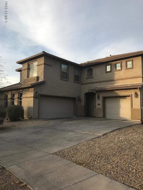 16516 W Buchanan Street, Goodyear, AZ 85338 (MLS #5748162) :: Sibbach Team - Realty One Group