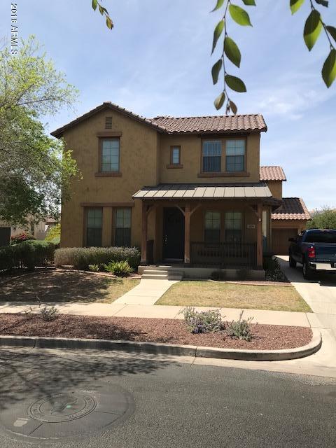 3876 N Springfield Street, Buckeye, AZ 85396 (MLS #5748348) :: Revelation Real Estate